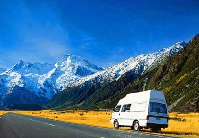 MOTORHOME NZ (12 - 18 JULY 2018)
